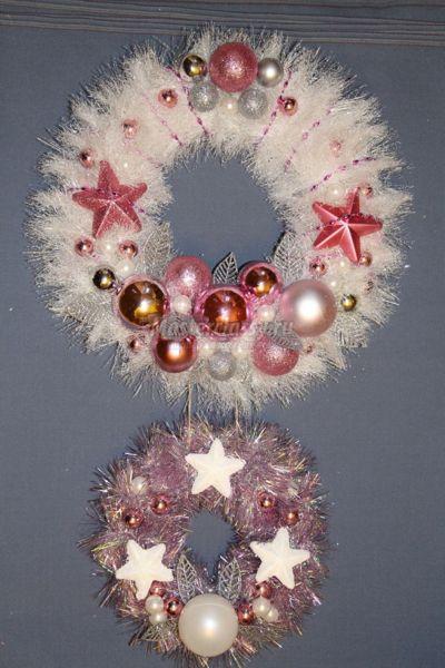 Жаңа жылдық гүл шоқтарын өзіңіз жасайды. Үйде гүл шоқтарын өндіруге арналған 12 шеберлік сабағы 18