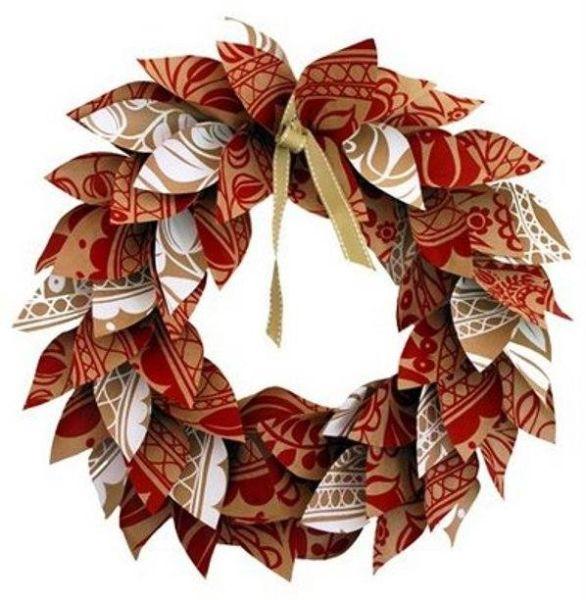 Жаңа жылдық гүл шоқтарын өзіңіз жасайды. 60-сатыда гүл шоқтарын өндіруге арналған 12 шеберлік сабағы