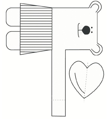 वेलेंटाइन डे के लिए DIY यह अपने आप को बच्चों के लिए करते हैं: 14 फरवरी चरण 2 9 को शिल्प के सबसे सुंदर विचार