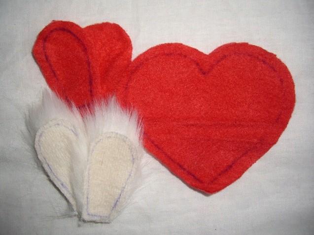बच्चों के लिए अपने हाथों से वेलेंटाइन दिवस के लिए DIY: 14 फरवरी चरण 71 को शिल्प के सबसे सुंदर विचार