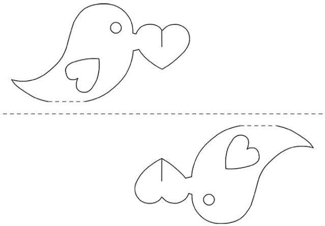 वेलेंटाइन दिवस के लिए DIY बच्चों के लिए अपने हाथों के साथ: 14 फरवरी चरण 110 को शिल्प के सबसे सुंदर विचार