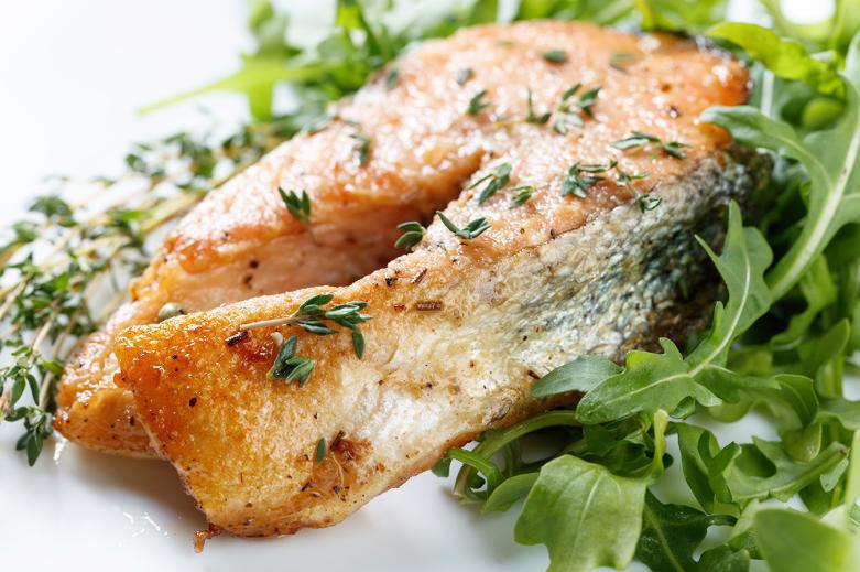 Baked pink salmon in the oven: 6 recipes for making juicy pink salmon stage 1