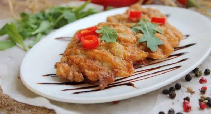 Carne de porco em uma frigideira: 9 Receitas simples e saborosa Estágio 32