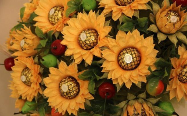 Paper Flowers & # 8212; Mga scheme at mga template para sa paglikha ng mga kulay ng papel na yugto 170.