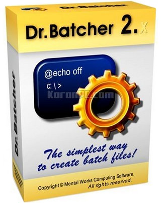 Dr.Batcher Business Edition 2.3.3 Free Download