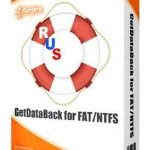 GetDataBack 4.33 for FAT/NTFS
