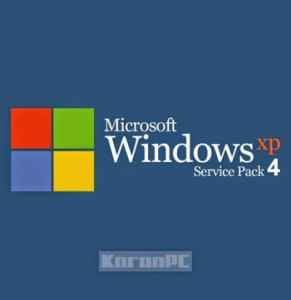 Windows XP Service Pack 4 ISO