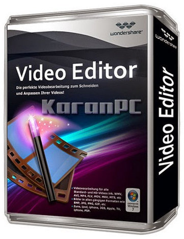 Wondershare Video Editor Full Download