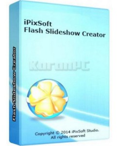 Download iPixSoft Flash Slideshow Creator Full Version