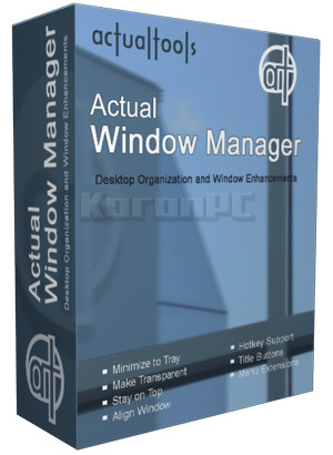 Actual Window Manager 8.5.1 Free Download