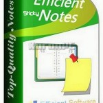 Efficient Sticky Notes Pro 5.0 Build 505 + Crack