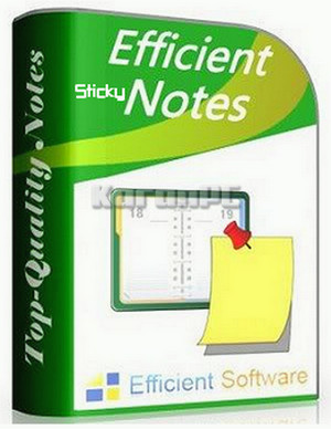 Efficient Sticky Notes Full Version