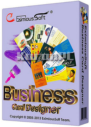 EximiousSoft Business Card Designer
