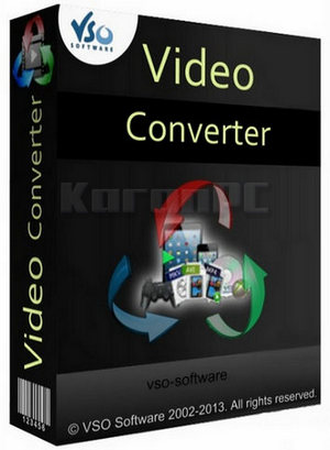 VSO ConvertXtoVideo Full Version