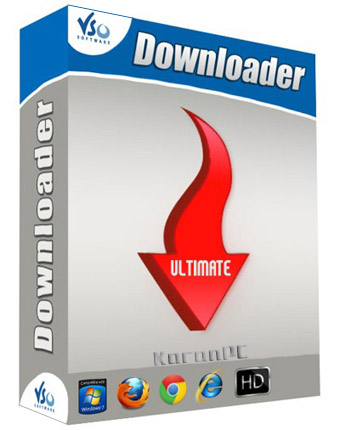 VSO Downloader 5.0.1.56 Ultimate + Portable