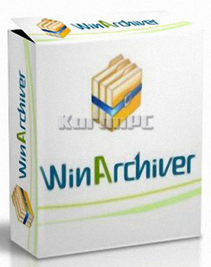 WinArchiver 4.5 Free Download