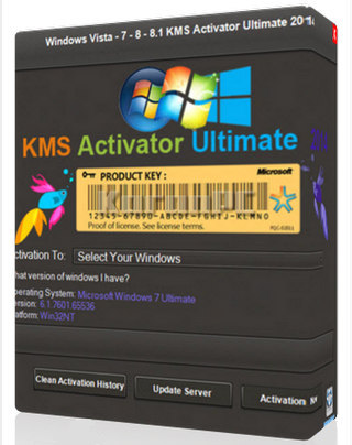 Windows KMS Activator Ultimate 2017 3.2 Final