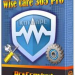 Wise Care 365 Pro 3.95 Build 353 Crack [Portable] [Latest]