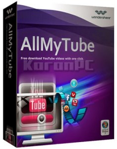 Download Wondershare AllMyTube