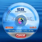 1CLICK DVD Converter 3.2.0.8 Free Download