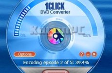 1CLICK DVD Converter 3.2.0.4 Free Download