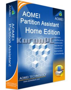Download AOMEI Partition Assistant Full