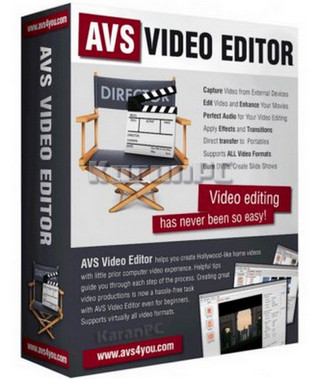 AVS Video Editor - AVS Video Editor 8.0.2.302 Free Download