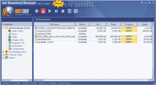 Ant Download Manager Full Version