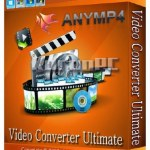 AnyMP4 Video Converter Ultimate 7.0.22 Crack [Latest]