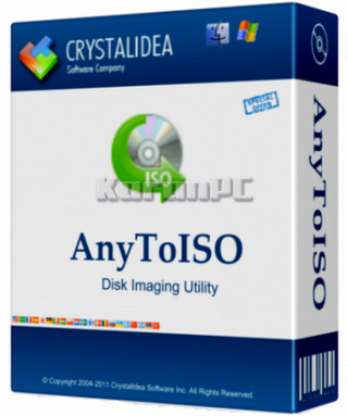 AnyToISO Professional 3.8.2 Build 563 + Portable [Latest]