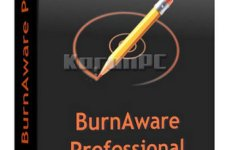 BurnAware Professional 11.8 + Portable [Latest]