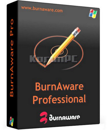 BurnAware Professional 10