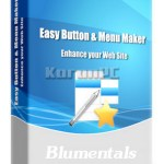 Easy Button & Menu Maker 4.3 + Crack