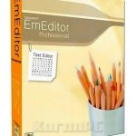 EmEditor 15.6.1 Professional Crack Download [Latest]