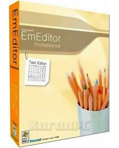 Download EmEditor Professional Full