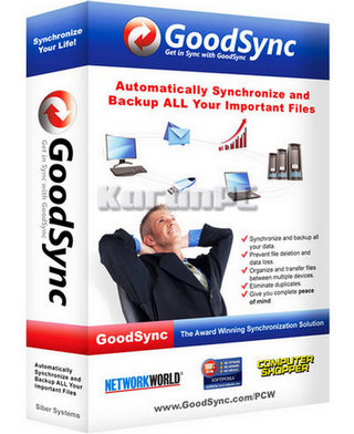 Portable GoodSync Enterprise