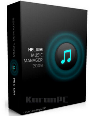 Helium Music Manager