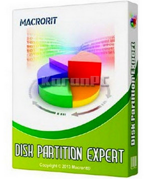 Macrorit Disk Partition Expert Full Version