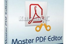 Master PDF Editor 5.0.08 Free Download