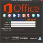 Office KMS Activator 2016 Ultimate 1.1