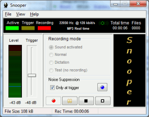 Snooper Full Version