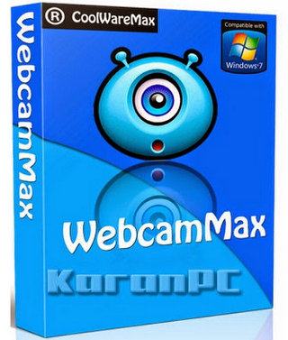 WebcamMax 7 Full Version