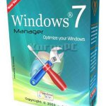 Windows 7 Manager 5.1.5 + Crack