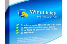 WinUtilities Professional 15.4 Final + Portable