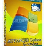 ADVANCED Codecs 5.4.9 for Windows 7, 8 and 10 Final