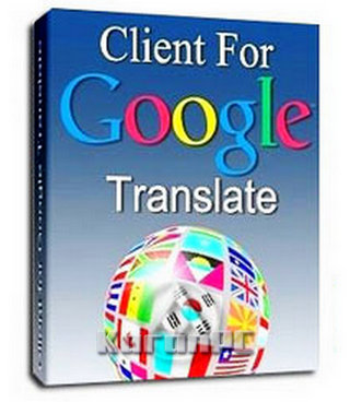 Client for Google Translate