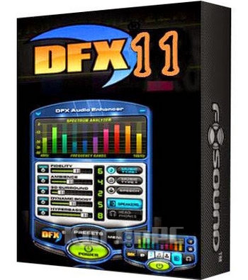 DFX Audio Enhancer 13.019 / FxSound Enhancer [Latest]