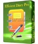Efficient Diary Pro 5.60 Build 551 Free Download