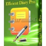Efficient Diary Pro 5.10 build 511 + Patch