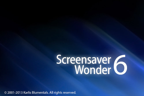 Screensaver Wonder